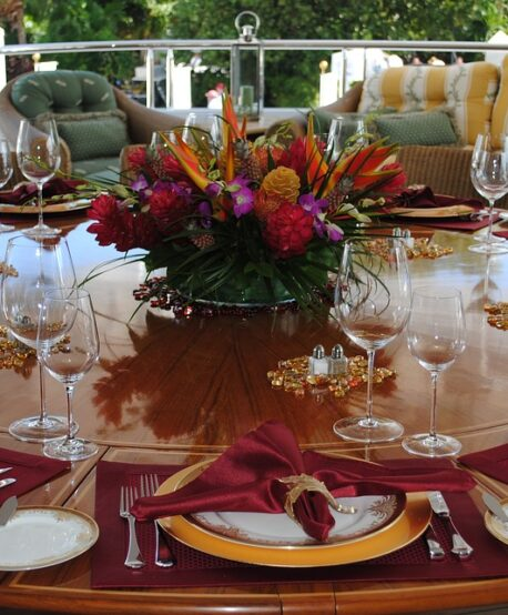 table-setting - vision and mission statement